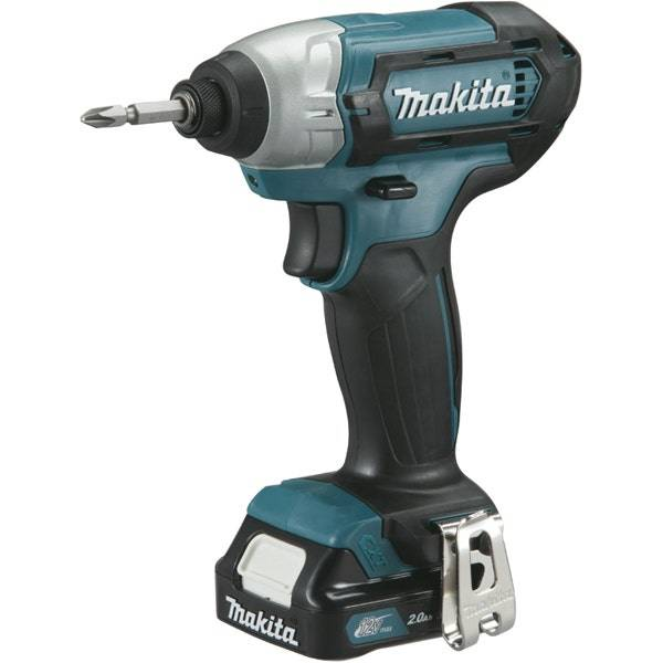Makita Visseuse à chocs 12 V CXT Li-Ion 2 Ah 110 Nm