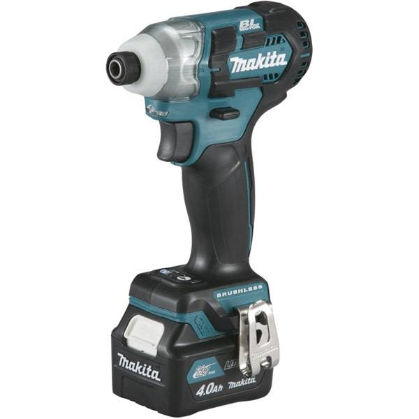 Makita Visseuse à chocs 12 V CXT Li-Ion 4 Ah 135 Nm