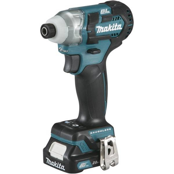 Makita Visseuse à chocs 12 V CXT Li-Ion 2 Ah 135 Nm