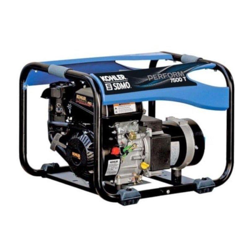 Sdmo Groupe électrogène triphasé essence Perform 8.1 kVA