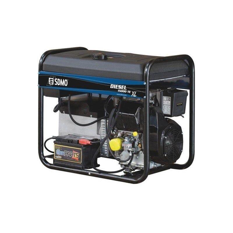 Sdmo Groupe électrogène triphasé diesel 10 kW