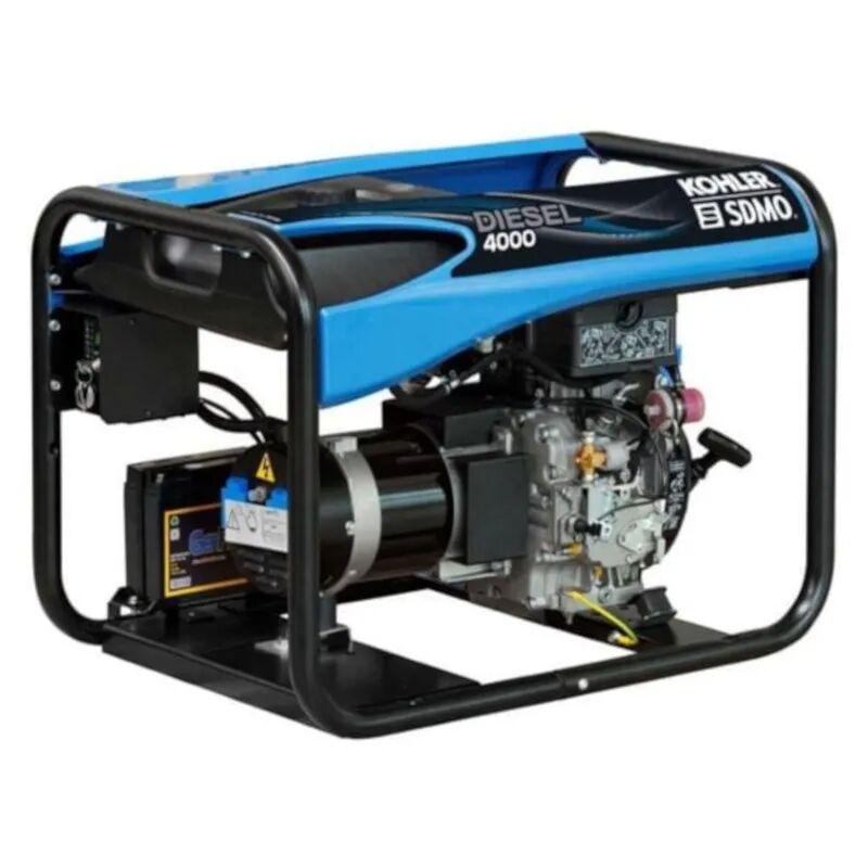 Sdmo Groupe électrogène monophasé diesel 3.4 kW XL