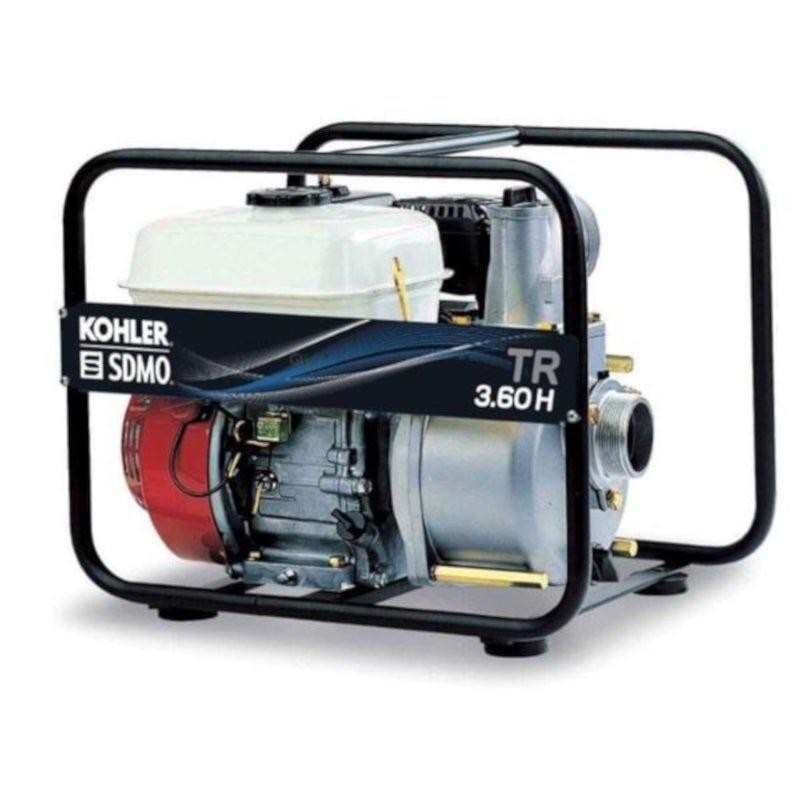 Sdmo Motopompe eaux peu chargées 54 m³/h