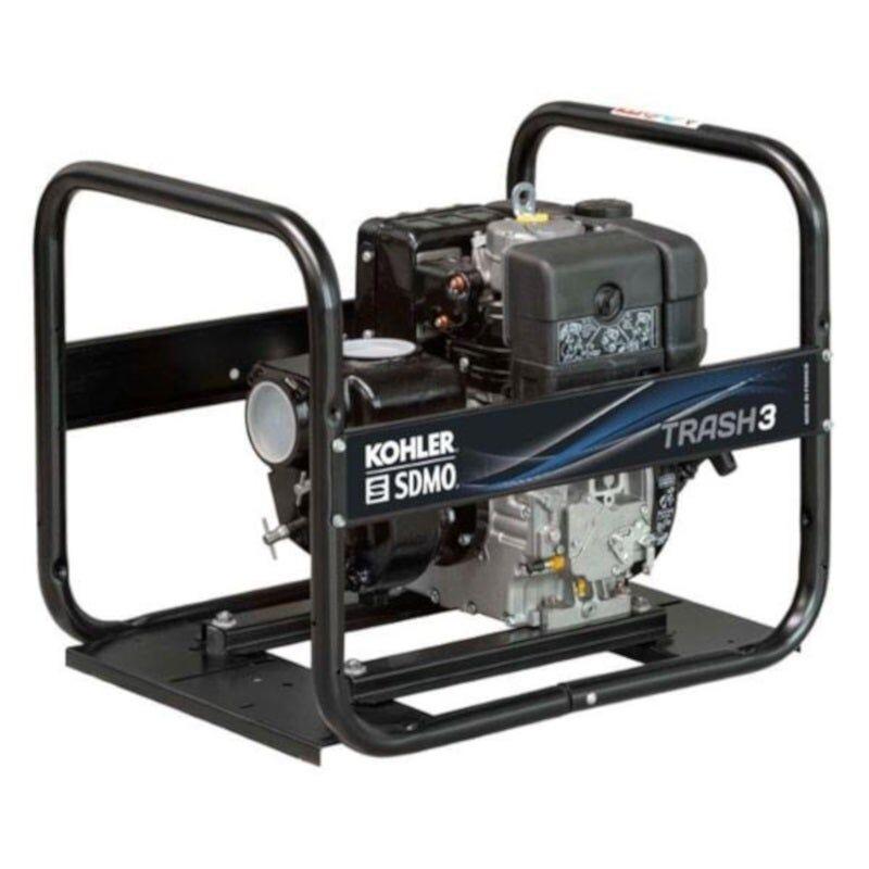 Sdmo Motopompe eaux très chargées 65 m³/h