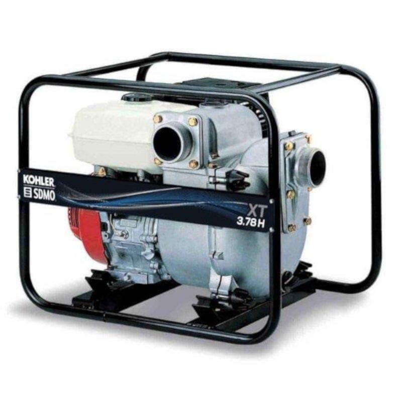 Sdmo Motopompe eaux très chargées 80.4 m³/h