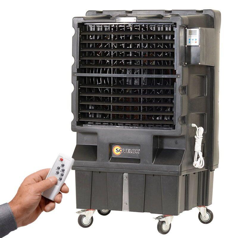 Sovelor Bio-rafraîchisseur écologique mobile - Spécial atelier - 80 à 150m2