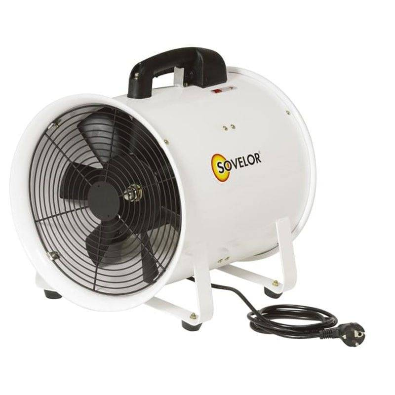 Sovelor Ventilateur portable diamètre 300mm