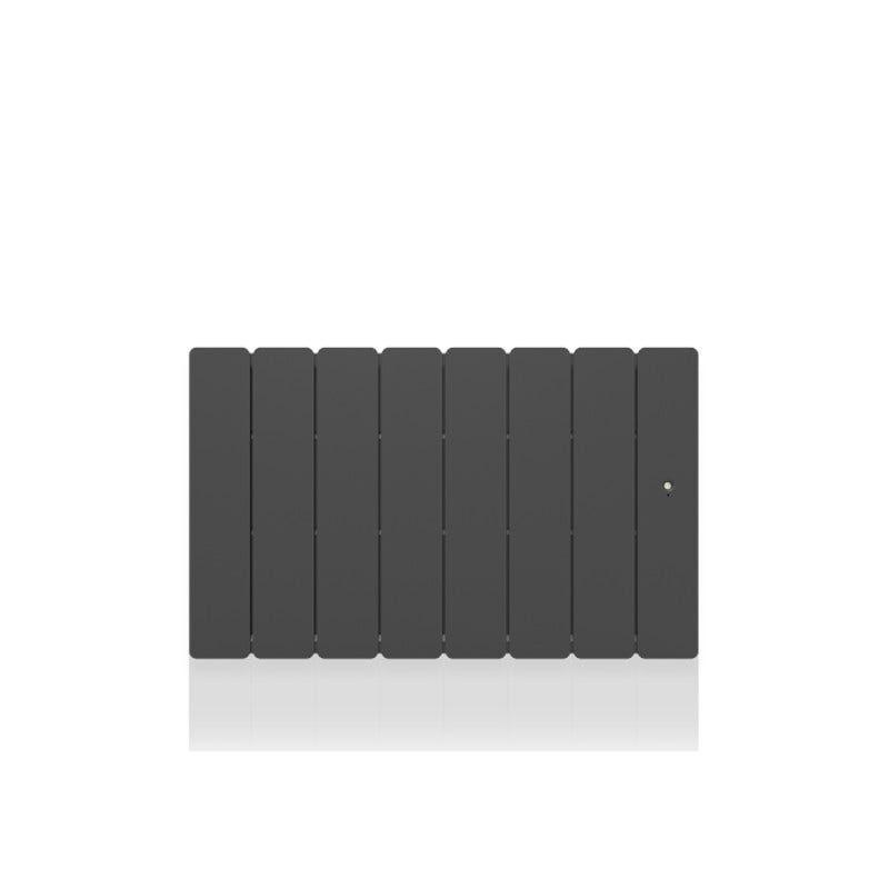Noirot Radiateur Bellagio Smart Ecocontrol bas 750W gris anthracite