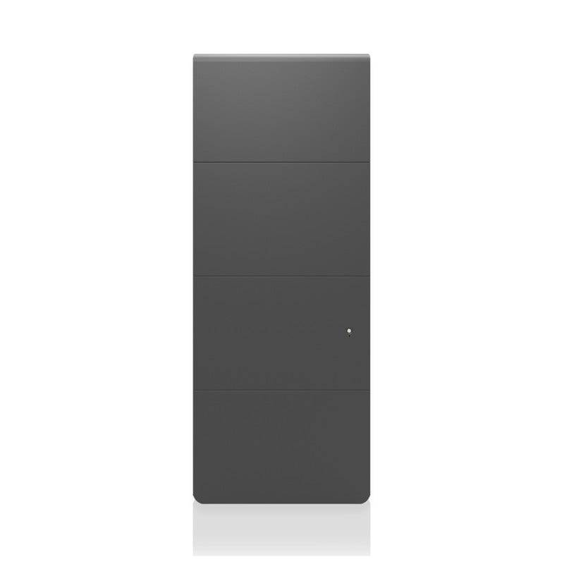Noirot Radiateur Axiom Smart Ecocontrol vertical 2000w gris anthracite