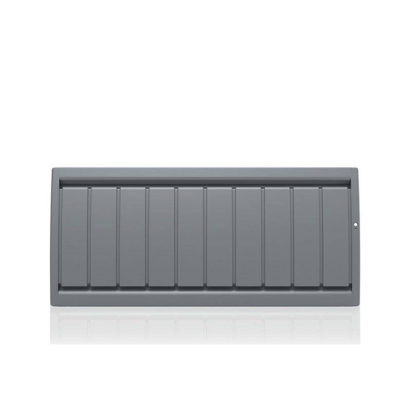 Noirot Radiateur Calidou Smart Ecocontrol bas 750w gris anthracite