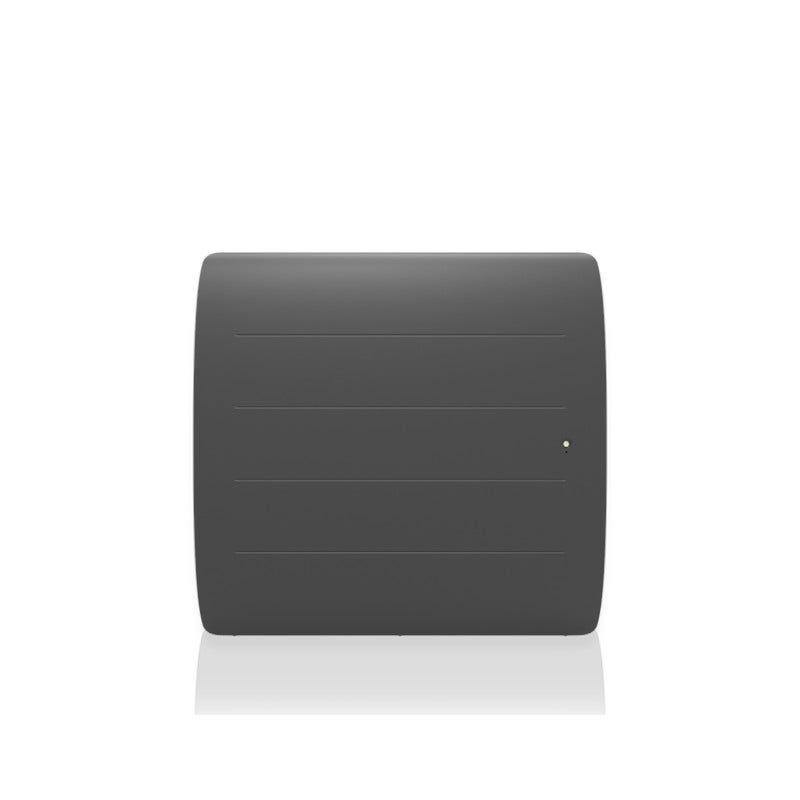 Noirot Radiateur Douchka Smart Ecocontrol horizontal 750W gris anthracite