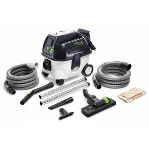 Festool Aspirateur CT 17 E-Set BU Cleantec