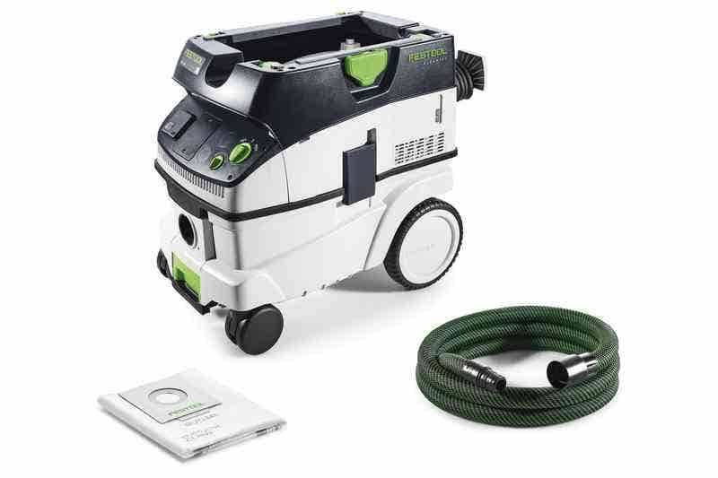 Festool Aspirateur CTL 26 E Cleantec