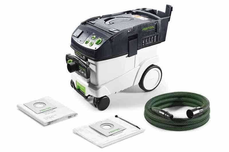Festool Aspirateur CTM 36 E AC HD Cleantec