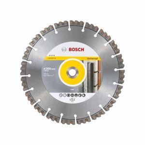 BOSCH Disques diamantés (x10) Ø300mm Best for Universal - 2608603746 - Publicité