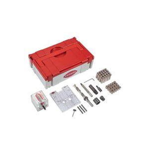 LAMELLO Set d'assemblage Invis Mx2 avec gabarit Rasto - I6 100300 - Publicité