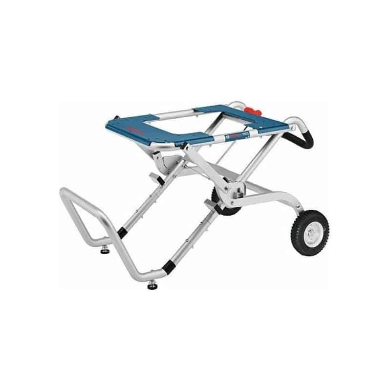 BOSCH Piètement roulant pour scie sur table GTS10 - GTA 60 W