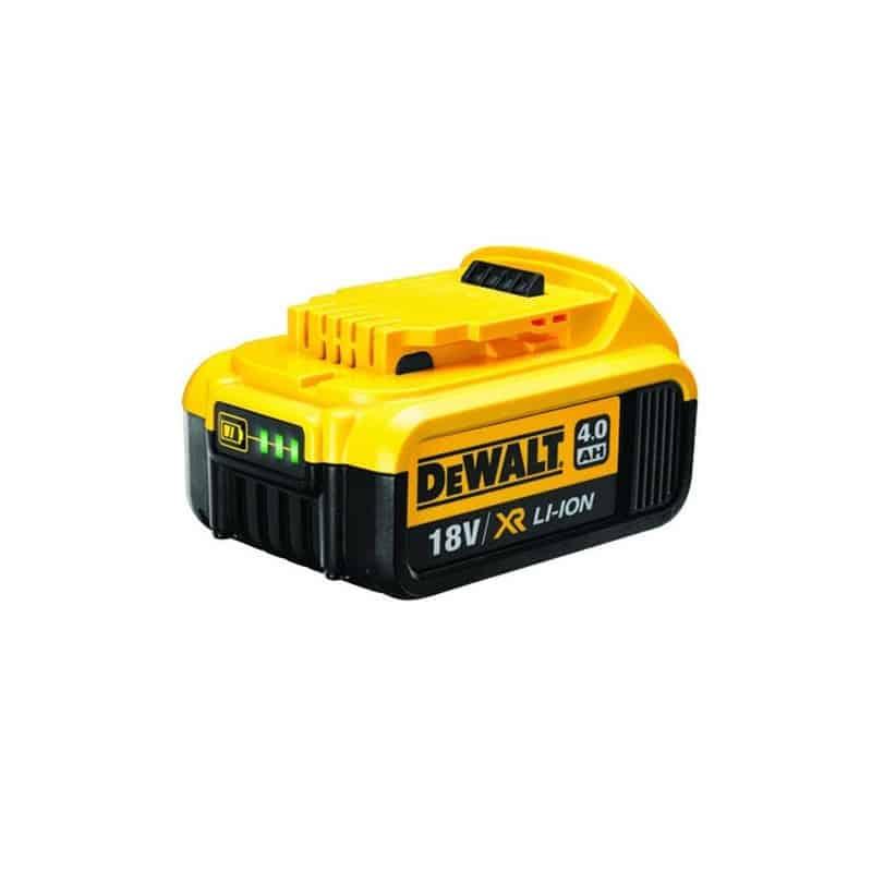 DEWALT Batterie Li-ion 18 V 4Ah XR Li-Ion - DCB182