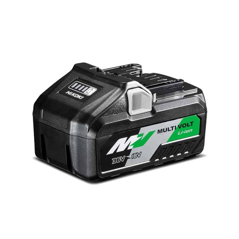HIKOKI (HITACHI) HIKOKI - HITACHI Batterie Multivolt 18V 8.0Ah/36V 4.0Ah BSL36B18 - 372120