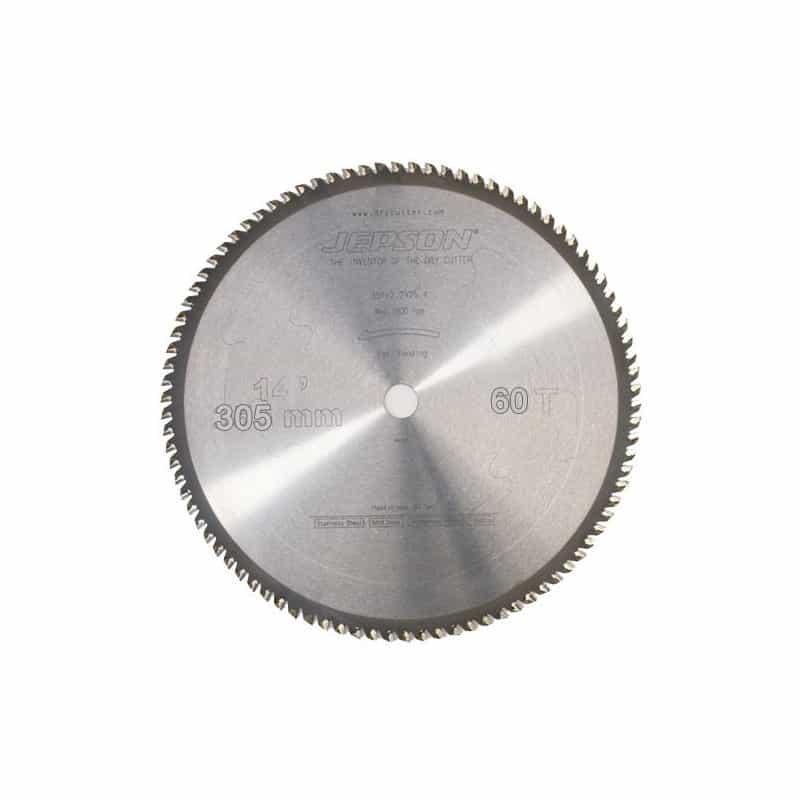JEPSON Power JEPSON Lame de scie carbure Ø305mm - Acier/Inox - 600530 40