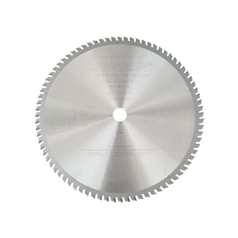 JEPSON Power JEPSON Lame de scie carbure Ø305mm - Acier mince - 600540