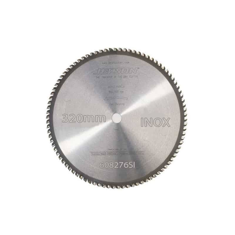 JEPSON Power JEPSON Lame de scie carbure Ø320mm - Inox - 608276SI