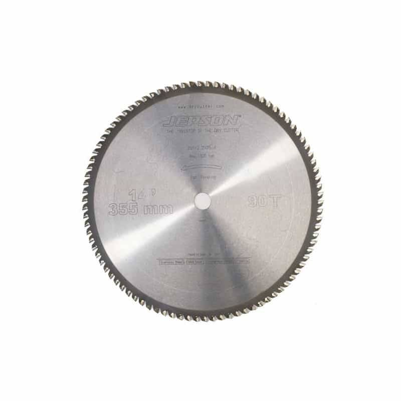 JEPSON Power JEPSON Lame de scie carbure Ø355mm - Acier/Inox mince - 600570