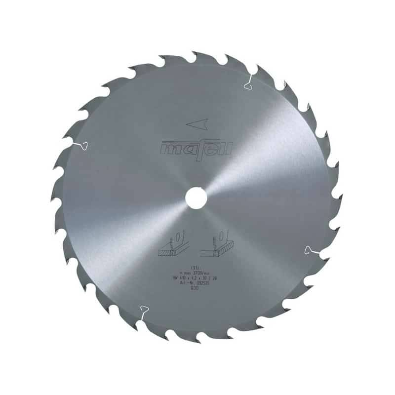 MAFELL Lame scie carbure 410mm 28 dents pour MKS165Ec - 092525