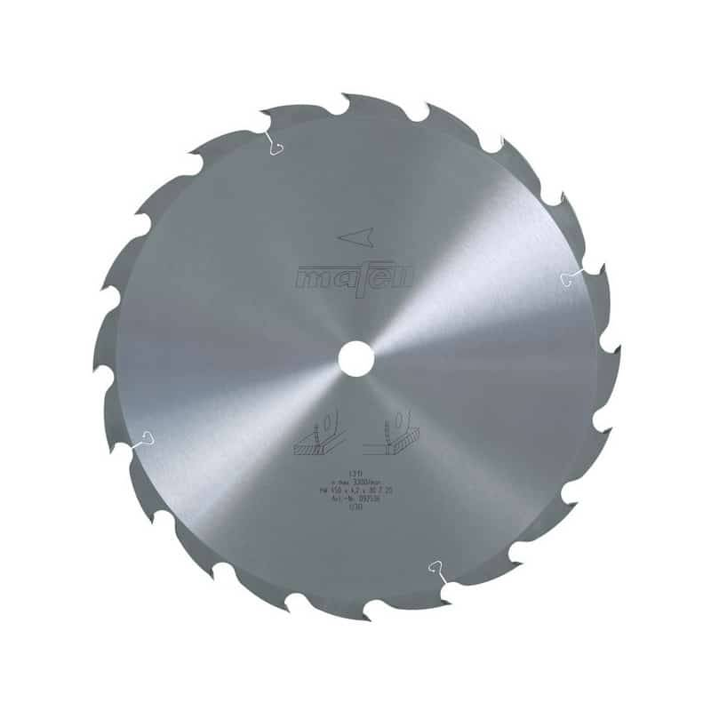 MAFELL Lame scie carbure 450mm 20 dents pour MKS185Ec - 092536