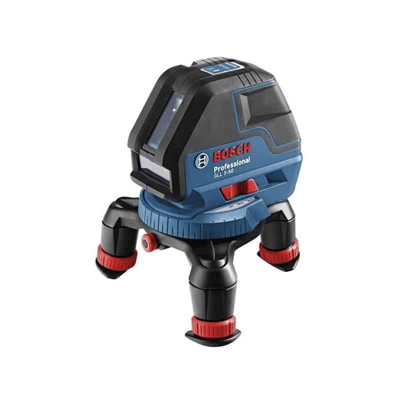 BOSCH Laser lignes H V portée 50 m - GLL3-50 - 0601063800