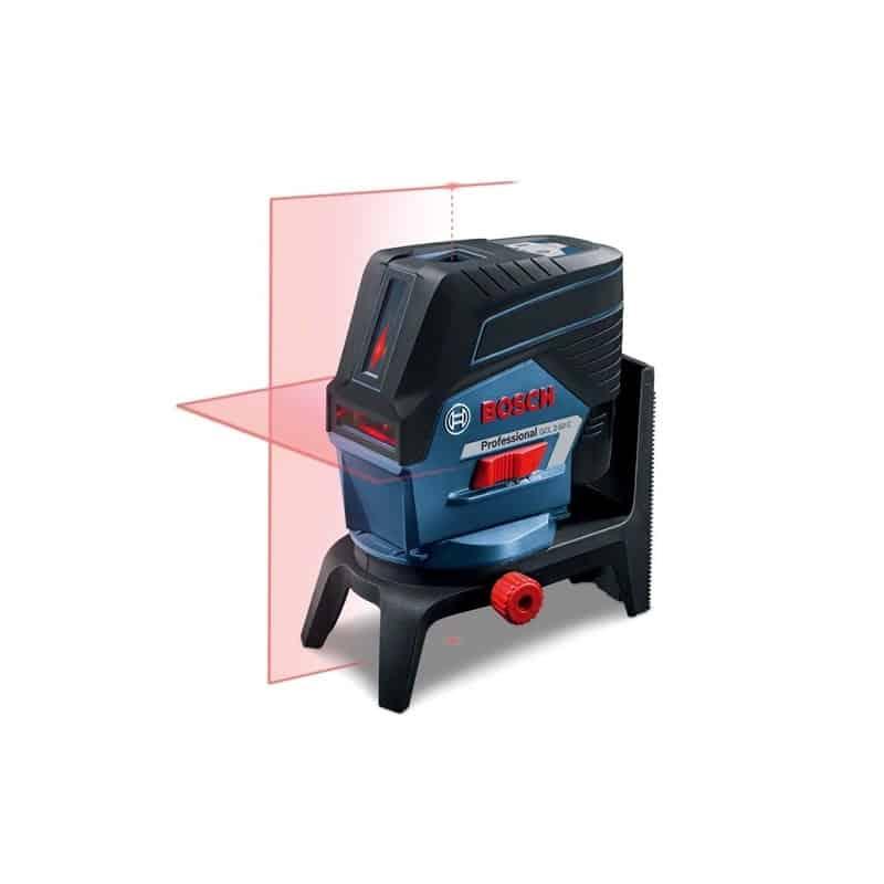 BOSCH Laser combiné 2 plans 50m GCL2-50C + RM2 - 0601066G00