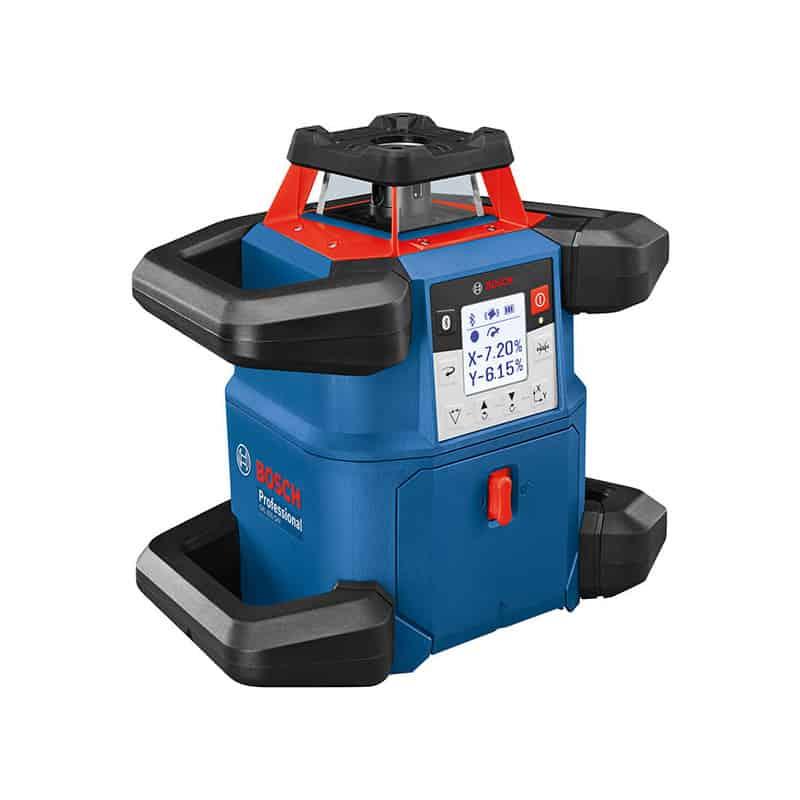 BOSCH Laser rotatif double pente GRL600CHV 18V 4Ah - 0601061F00