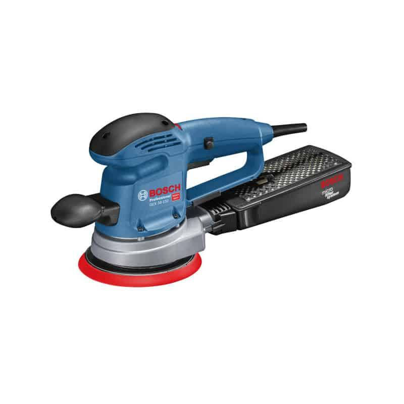 BOSCH Ponceuse excentrique 150mm - GEX34-150 - 0601372800