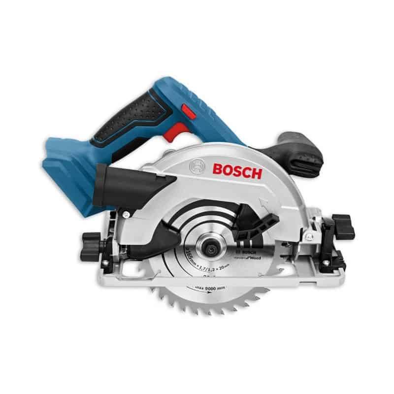 BOSCH Scie circulaire 18V 165 mm GKS18V-57G Z - 06016A2101 (solo)