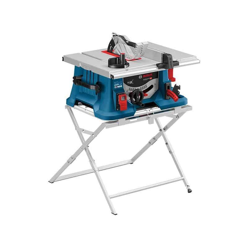BOSCH Scie sur table GTS635-216 1600W 216mm + GTA560 - 0601B42001