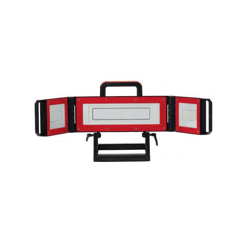 CEBA Projecteur de chantier multiposition LED 80W - PP3V80