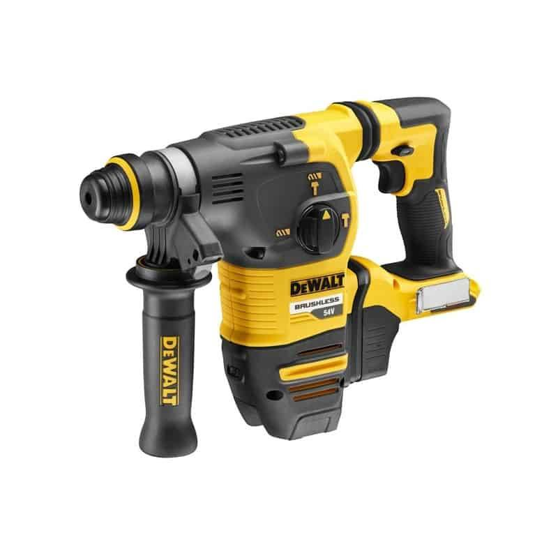 DEWALT Perforateur burineur SDS-Plus 54V Flexvolt - DCH333NT solo