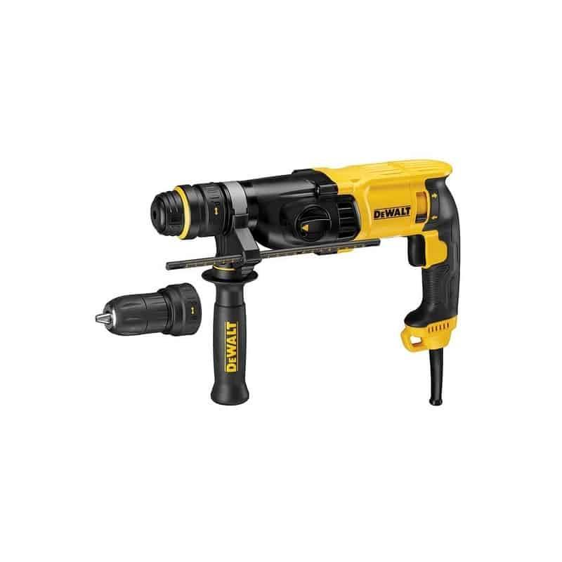 DEWALT Perforateur burineur SDS-plus 800W - D25134K