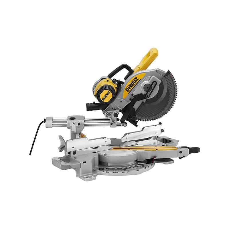 DEWALT Scie à onglet radiale 250mm 1675W - DWS727
