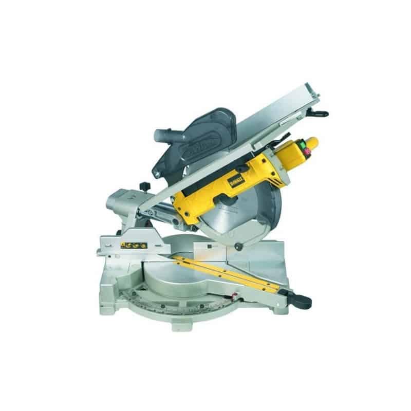 DEWALT Scie à onglets radiale et à table sup. Ø 305mm 1600W - D27112