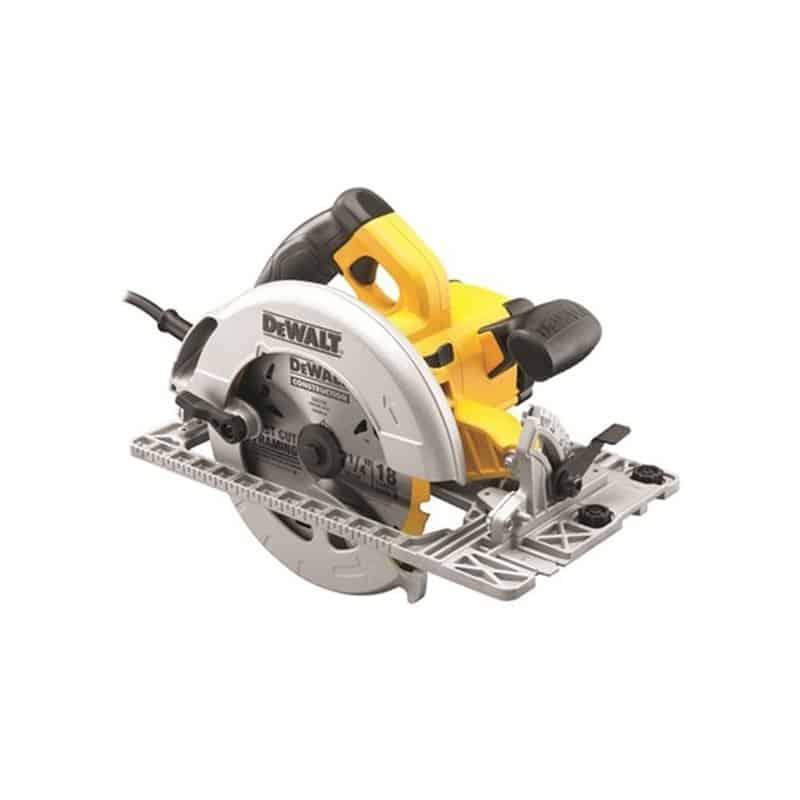 DEWALT Scie circulaire Ø190mm 1600W - DWE576K
