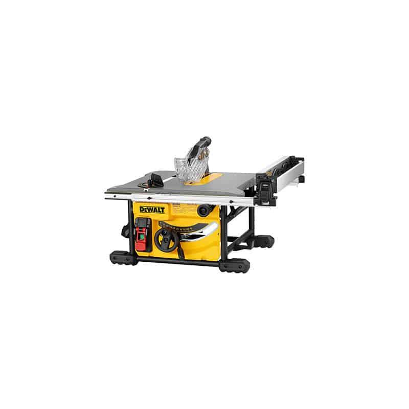 DEWALT Scie sur table 210mm 1850W - DWE7485