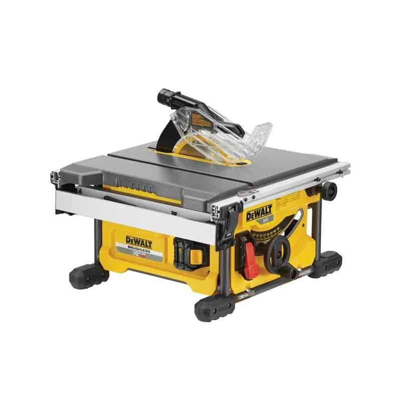 DEWALT Scie sur table 210mm 54V 2Ah XR FLEXVOLT - DCS7485T2