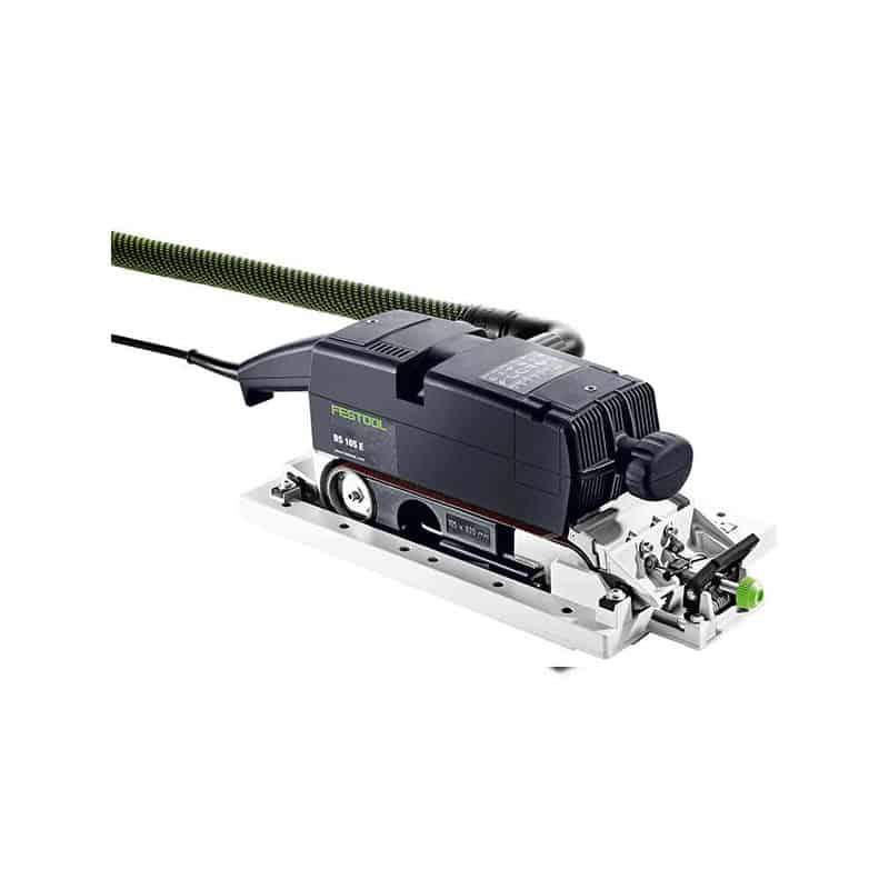 FESTOOL Ponceuse à bande 105mm 1200W BS105 E-Set - 575768
