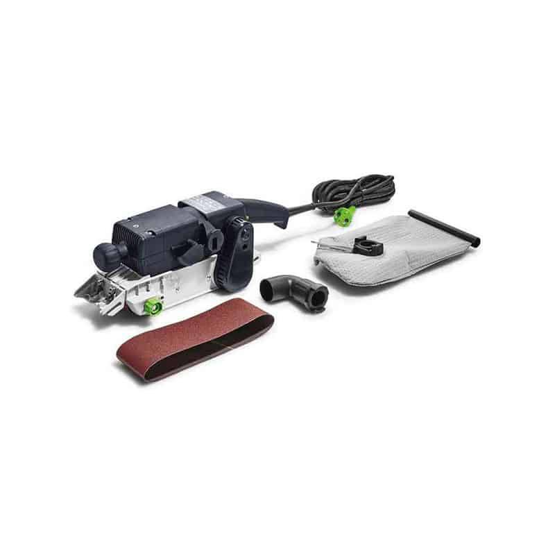 Festool ponceuse à bande 75mm 1010w  bs75 e - 575770