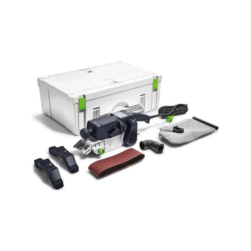 FESTOOL Ponceuse à bande 75mm 1010W BS75 E-Plus - 575769