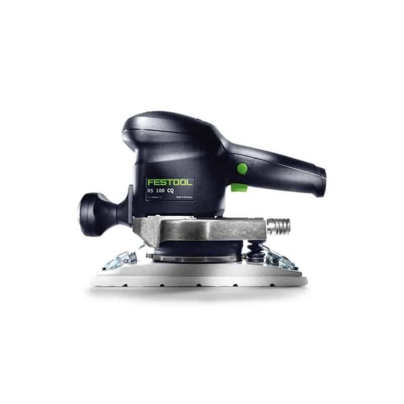 FESTOOL Ponceuse vibrante 620 W 5 mm - RS100CQ-Plus - 567699