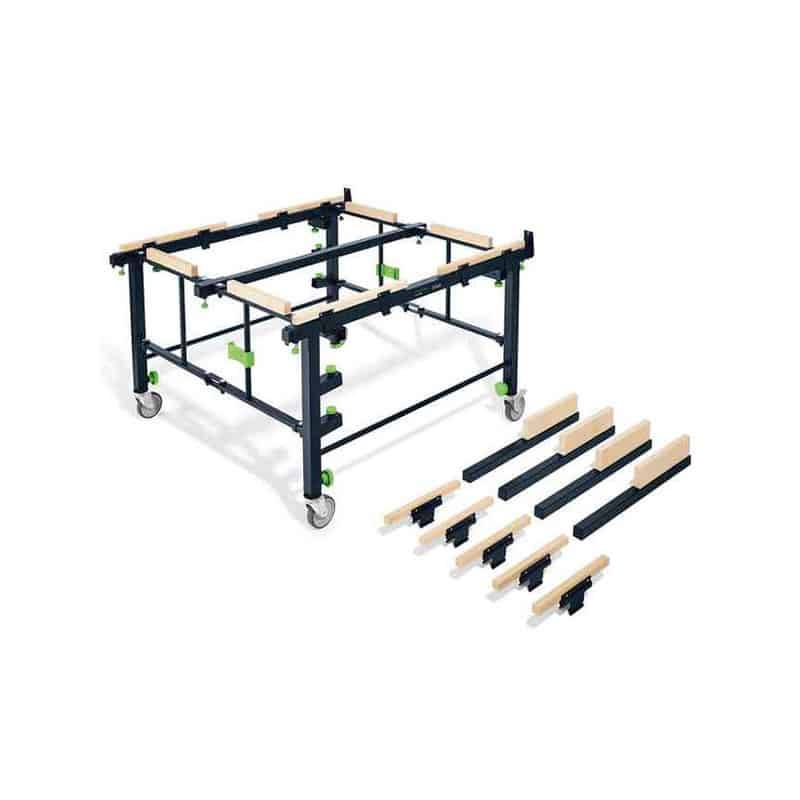 FESTOOL Table mobile de sciage et de travail STM 1800 - 205183