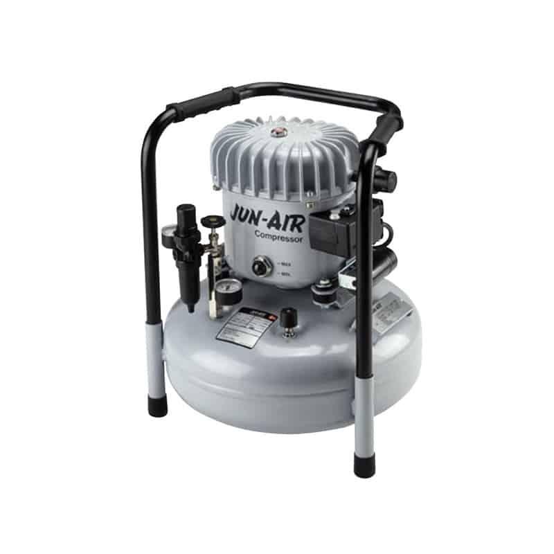 JUN-AIR Compresseur lubrifié silencieux 15 litres - 6-15