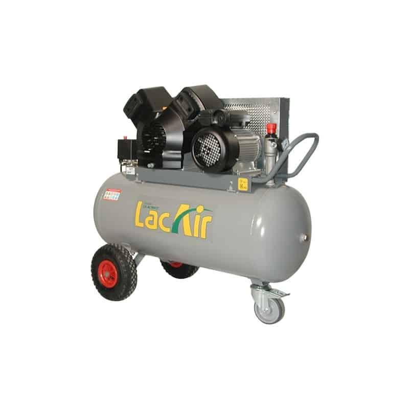 LACME Compresseur monophasé 23m³/h - 100L-11 bar - 462300